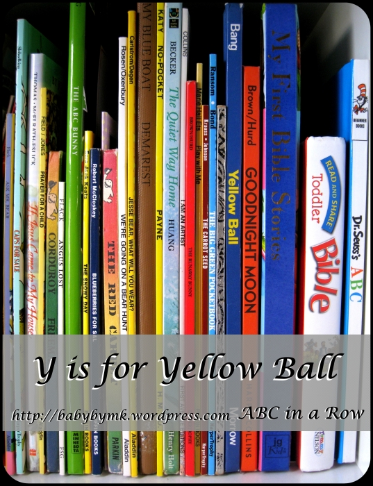 ABC - Y is for Yellow Ball-002